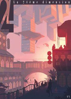 24eme dimension | Nathan Dupouy