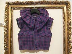 OutsaPop DIY zipper detailed shirt 5