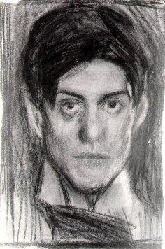 Pablo Picasso (1881 –1973), Self Portrait ( 1899)