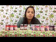 Thanynha Avila-Como combinar as cores e fazer degradê Pintura em tecido - YouTube