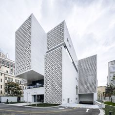 Gallery of Shanghai Chess Academy / Tongji Architectural Design - 7