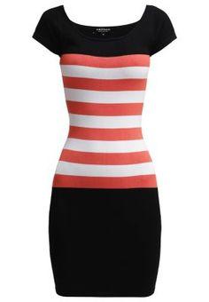 d7b0c64e Bestill Morgan RALOI - Strikket kjole - noir for kr 479,00 (16.02.