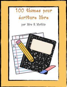 100 thèmes pour écriture libre.pdf