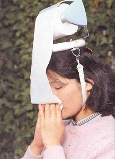 handy when you have a cold