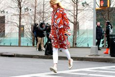 VOgue Mexico #streetstyle by Aldo Decaniz #NYFW