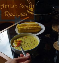Six Amish Recipes for Tough Times