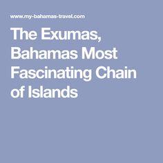 46 Bahamas Ideas Bahamas Bahamas Vacation Exuma