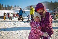 Whistler Ski Bunnies by GoWhistler, via Flickr