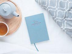 Das 6-Minuten-Tagebuch lenkt den Fokus bewusst auf etwas Positives. Es ist eine Art Dankbarkeitstagebuch, ein täglicher Reminder für die schönen Dinge.