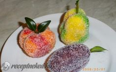 Hungarian Desserts, Fruit Cookies, Biscotti, Truffles, Cake Recipes, Sweet Tooth, Deserts, Food And Drink, Peach