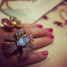cocktail rings, accessori, finger