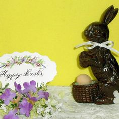 Wishing everyone a very Happy Easter!