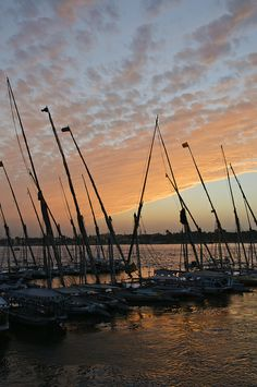 """Sun_shine"" (somewhere on River Nile) ~ Photo by Leonardo Messaggi on flickr"