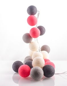 Cotton Balls by good moods* :: Zestaw Neo 20 kul (GM/K0010-20) We ship worldwide, ask us about the delivery cost: sklep@h-design.pl
