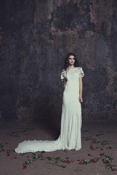 Bo and Luca Cassiopeia Bridal Collection @weddingchicks