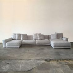 Image of B&b Italia Luis Sectional