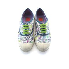 Watercolour Flowers Liberty by Bensimon | FRANKIE + COCO
