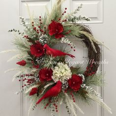 Christmas elegance to beautify your home inside or out!