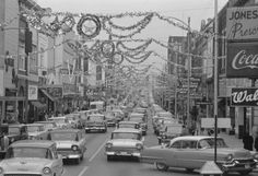 Johnson City,TN; Christmas 1958