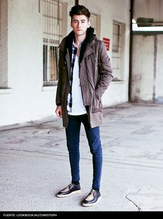 Me lo comprareeeeeeeee !!!! - Conoce las nuevas tendencias en JEANS para chicos | Moda Saga Falabella