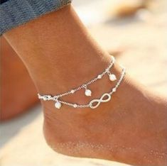 Boho Ankle Bracelet for Men or Women Music Festival Accessories Mens Surfer Anklet 100/% Waterproof and Adjustable Handmade Beach Jewelry Red Ethno Thin String Rope Anklet