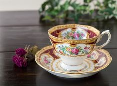 シックで大人の雰囲気【楽天市場】ロイヤルアルバート レディーハミルトン コーヒーカップ&ソーサー(S):OnlyOne shop