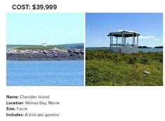 29 Cheap Private Islands
