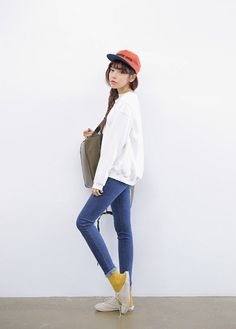 Middle Waist Skinny Pants http://koreanfashionworld.com/product/middle-waist-skinny-pants http://koreanfashionworld.com
