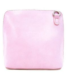 Genuine Italian Leather Small Cross Body Handbag in Baby Pink Color Glamorous Angels http://www.amazon.co.uk/dp/B010AYQNZG/ref=cm_sw_r_pi_dp_ZPjXvb194Y6RT