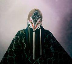 Magnhild Кеннеди: маски