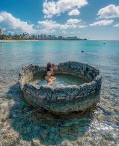 Oahu Vacation, Dream Vacations, Family Vacations, Vacation Spots, Waikiki Beach, Honolulu Hawaii, Maui, Makua Beach, Places To Travel