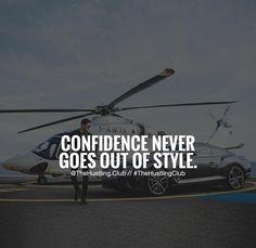 Hustle Quotes, Out Of Style, Determination, Confidence, Entrepreneur, Success, Motivation, Inspiration, Biblical Inspiration