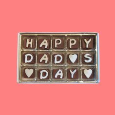 Happy Fathers Day Gift Dad Daddy Father in Law by WhatCandySays