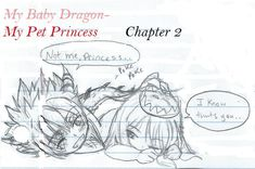 My Baby Dragon - My Pet Princess Chap 2 Intro by Inubaki on DeviantArt