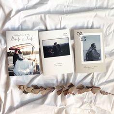 紙の素材とデザインにこだわった 3種類のプロフィールブック  Wedding Book, Wedding Paper, Wedding Cards, Diy Wedding, Wedding Photos, Booklet Design, Brochure Design, Save The Date Invitations, Wedding Invitations