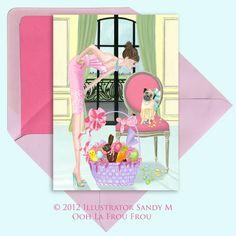 """ooh la frou frou: A Mini-Novelette ... """"The Luxe Life"""" Sandy M."""