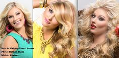 Kaylee by Sherri Jessee on Bangstyle, House of Hair Inspiration
