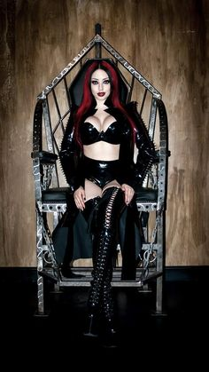 Embedded image       Dani Divine Gothic Model