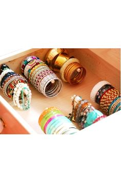 Lotusbloem: the cupboard which stores all your bangles.