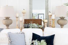 Craftberry Bush | Fall Decor Ideas – The Evolution of a Home Tour | http://www.craftberrybush.com