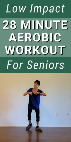Gym Workout For Beginners, Fitness Workout For Women, Easy Workouts, At Home Workouts, Senior Fitness, Women's Fitness, Walking Exercise, Health And Fitness Articles, Aerobics Workout