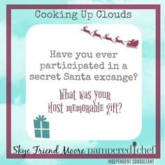 What has been your most memorable #secretsanta gift?