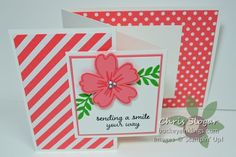 Love & Affection Double Z-fold by Chris Slogar - Cards and Paper Crafts at Splitcoaststampers