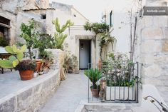 I slept there for a wonderful week. Hidden gem in the heart of Modica. August 2014.