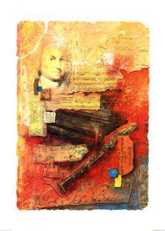 Johann Sebastian Bach Poster bei AllPosters.de