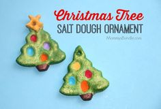 Let your children help you decorate this holiday season with 20 beautiful diy ornaments that kids can make. We've found cute ornaments for kids of all ages!