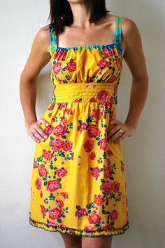 Super adorable dress from Sew Mama Sew!