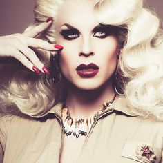 Katya, RPDR 7. I can't say that either huh..