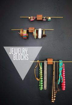 DIY by noa do it yourself: Sieraden opbergen