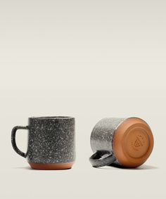 Mazama. Loving these camp-inspired ceramic mugs.